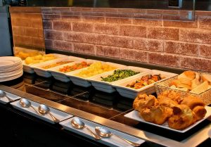 Sunday Carvery at Greens at Gretna Hotel, Gretna