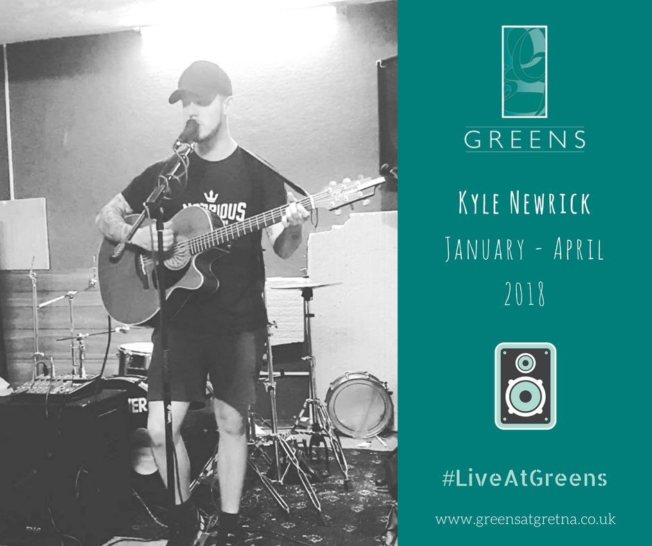 Kyle Newrick Live at Greens