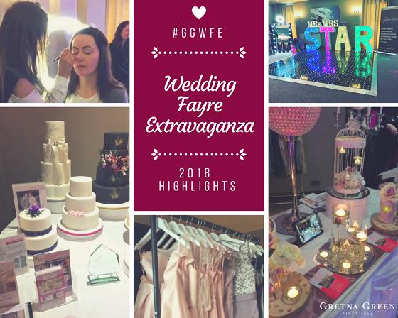 WEdding Fayre 2018 Highlights