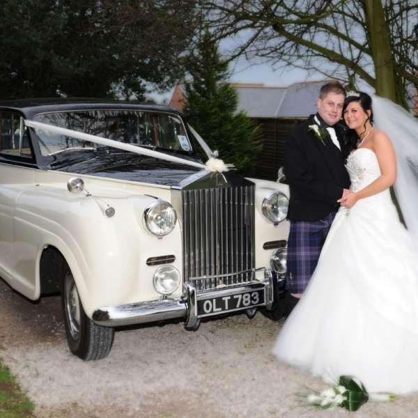 Gretna Wedding Cars - Rolls Royce Upgrade