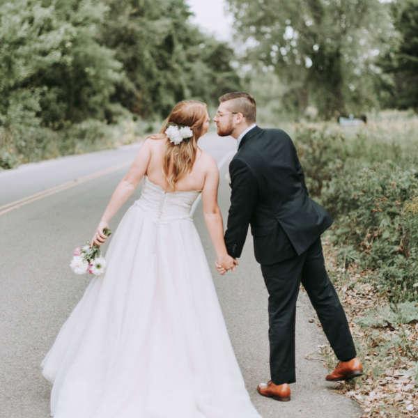 The Runaway 10 Guest Wedding At Greens Hotel, gretna