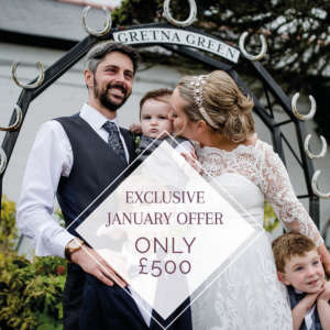 Greens Hotel January 2020 Exclusive Wedding for 10