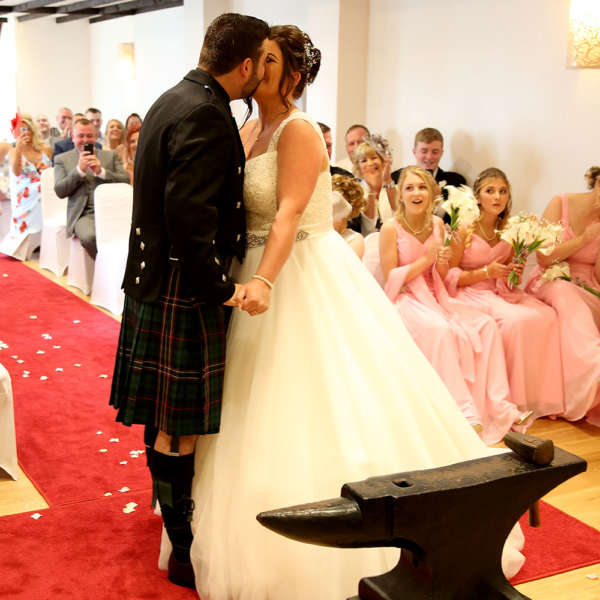 Greens Love Story 40-60 Guest Wedding Package